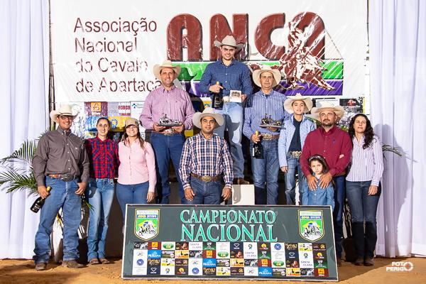 Campeões Nacionais ANCA 2017/2018 - Amador Classic