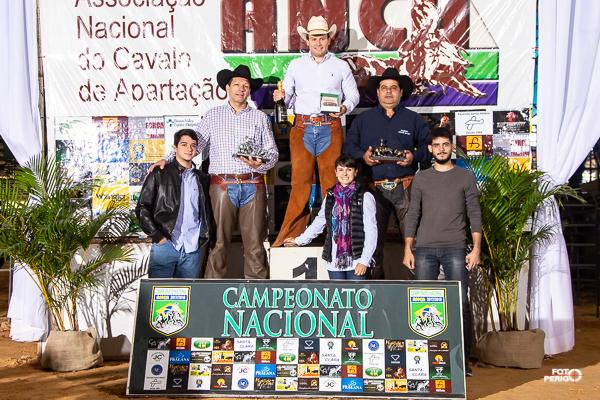 Campeões Nacionais ANCA 2017/2018 - Amador Júnior