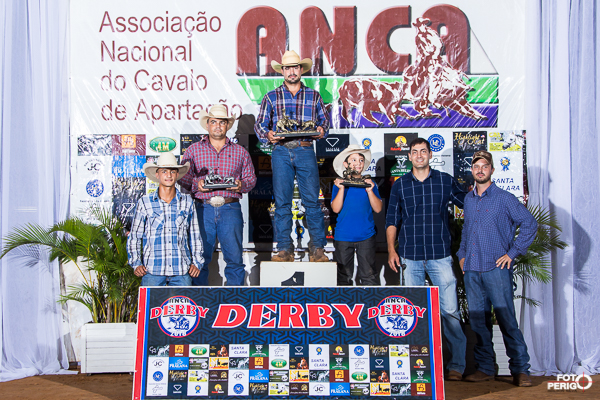 [Imagem: Campeoes Derby Classic ANCA 2018 Aberta Limitada]