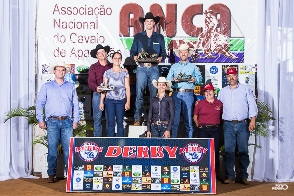 [Imagem: Campeões Derby Classic ANCA 2018 Aberta]