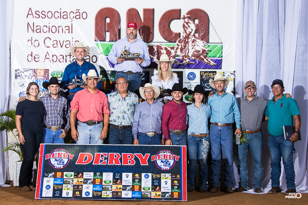 [Imagem: Campeoes Derby Classic ANCA 2018 Amador]