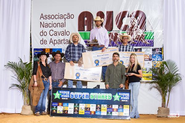 Ganhadores Super Stakes ANCA 2018 - Amador