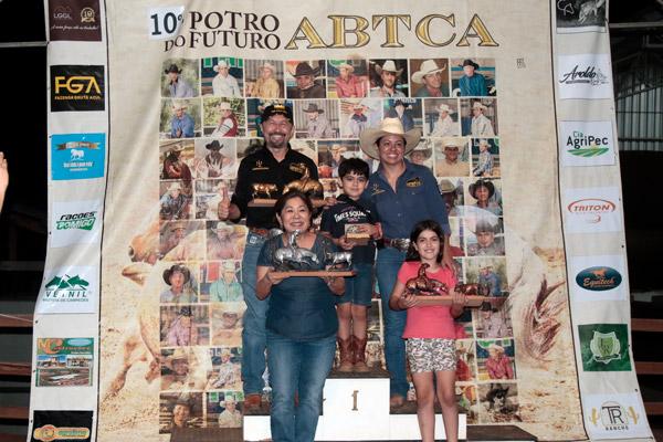 [Imagem: Campeões ABTCA Non Pro]