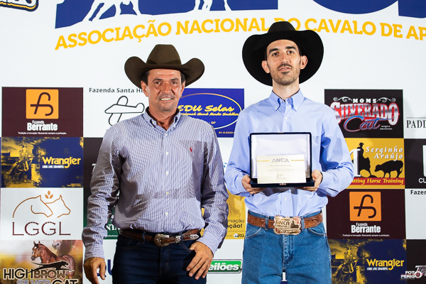 ANCA Awards 2019 - Competidor Non Pro Mais Premiado 2018/2019