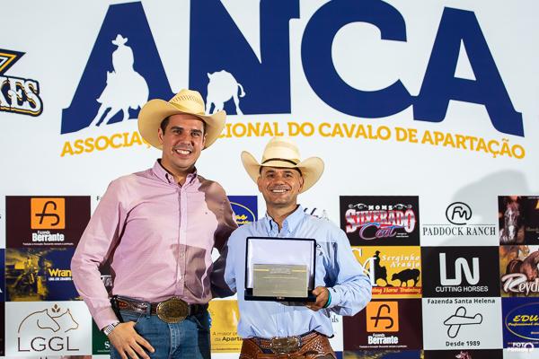 ANCA Awards 2019 - Competidor Profissional Mais Premiado 2018/2019