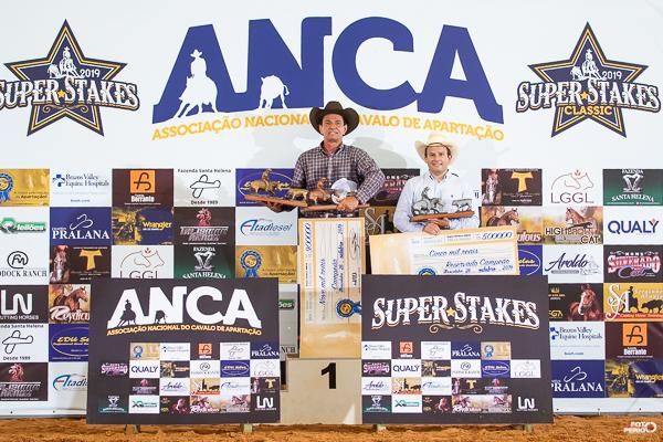 Ganhadores Super Stakes ANCA 2019 - Amador
