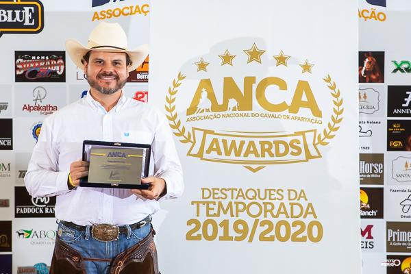 ANCA Awards 2020 - Competidor Master Mais Premiado 2019/2020