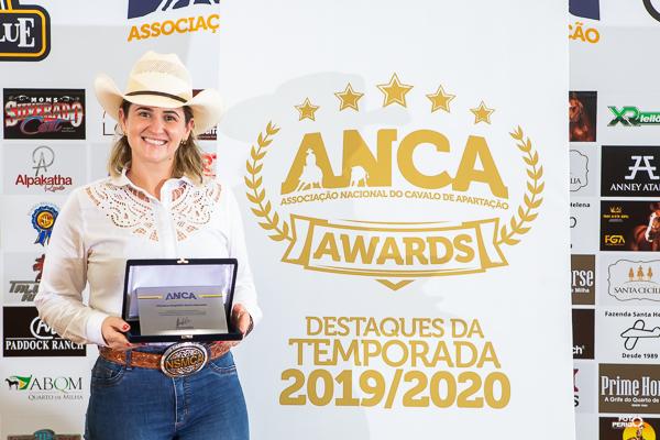 ANCA Awards 2020 - Competidor Principiante Mais Pontuado 2019/2020