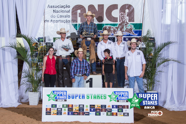 [Imagem: Campeões Super Stakes Classic ANCA 2014 Aberta Limitada]