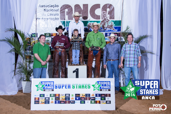 [Imagem: Campeões Super Stakes ANCA 2014 Aberta]