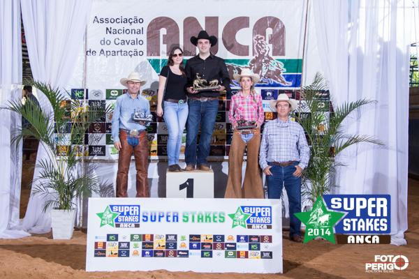 [Imagem: Campeões Super Stakes ANCA 2014 Amador]