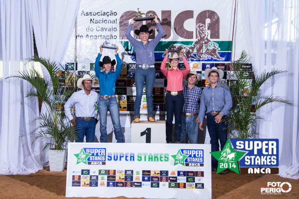 [Imagem: Campeões Super Stakes ANCA 2014 Non Pro]