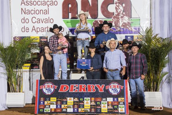 [Imagem: Campeoes Derby Classic ANCA 2016 Amador]