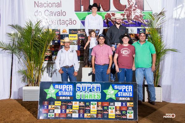[Imagem: Campeões Super Stakes ANCA 2015 Amador]