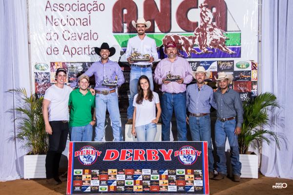[Imagem: Campeoes Derby Classic ANCA 2017 Amador]