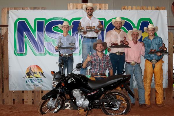 [Imagem: Campeoes Amador 1º Super Stakes Classic NSMCA