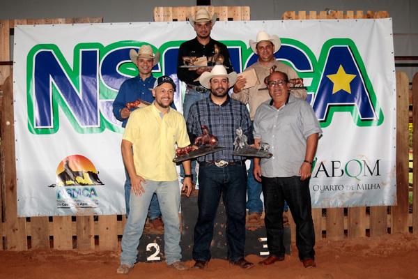 [Imagem: Campeões Aberta 1º Super Stakes NSMCA]
