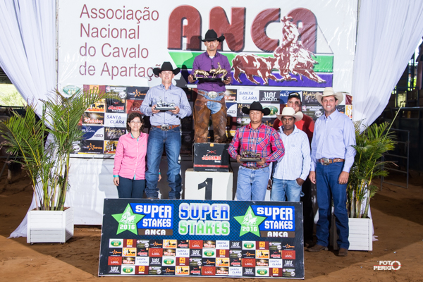 [Imagem: Campeões Super Stakes ANCA 2016 Aberta]