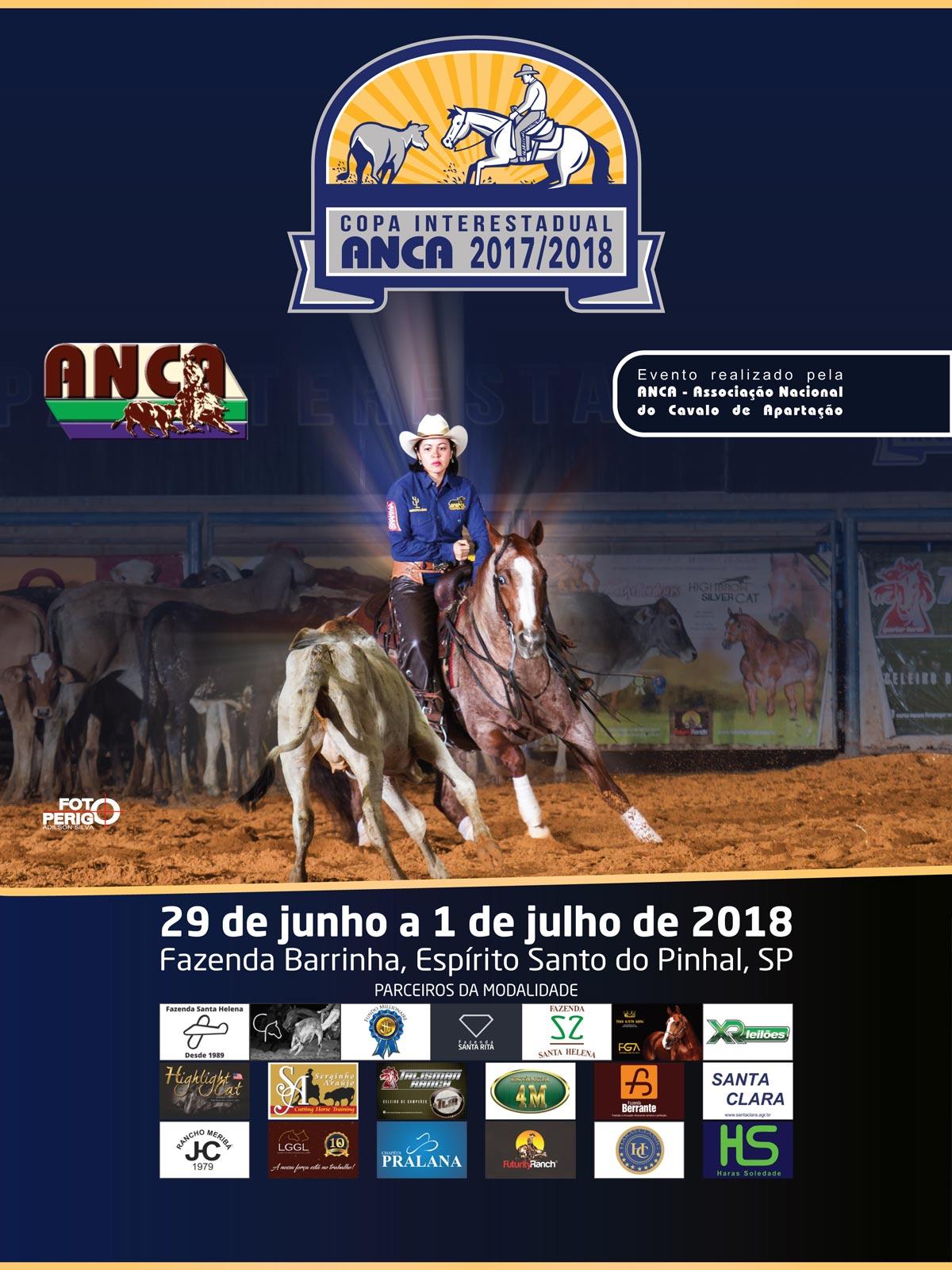 Copa Interestadual ANCA 2017/2018