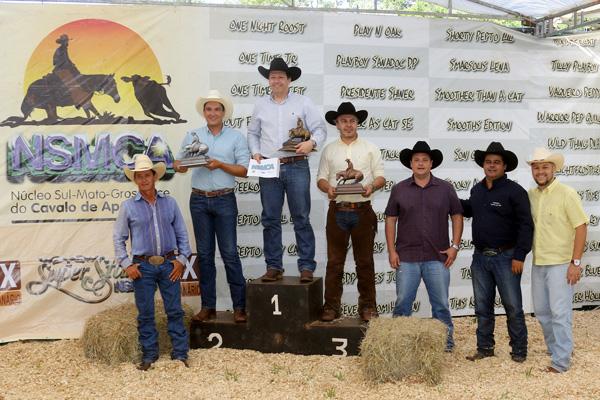 [Imagem: Campeoes Amador 2º Super Stakes NSMCA]