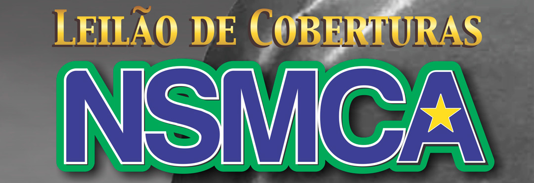 3º Leilão Online de Coberturas NSMCA