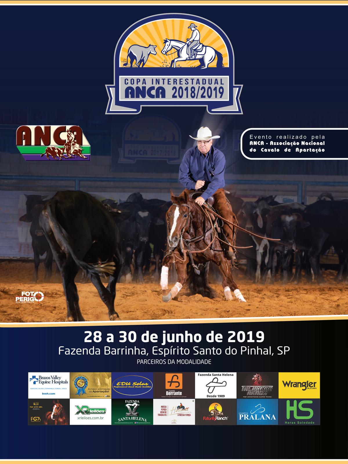 Copa Interestadual ANCA 2018/2019