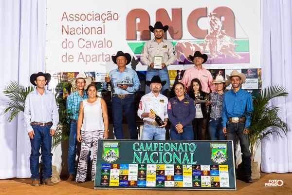 Campeões Nacionais ANCA 2018/2019 - Aberta Classic