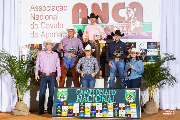 Campeões Nacionais ANCA 2018/2019 - Aberta Júnior