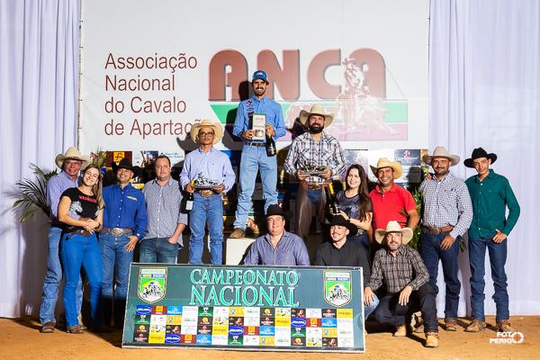Campeões Nacionais ANCA 2018/2019 - Aberta Limitada