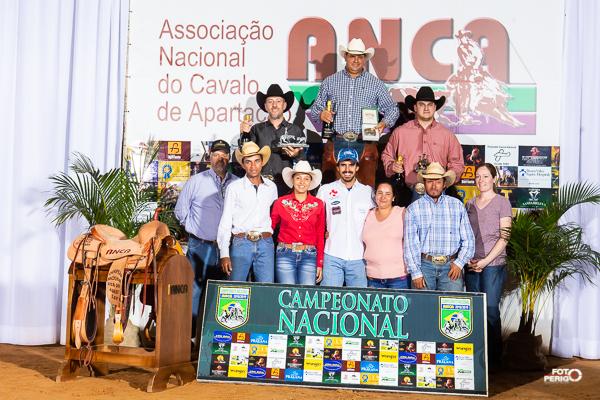 Campeões Nacionais ANCA 2018/2019 - Aberta Livre