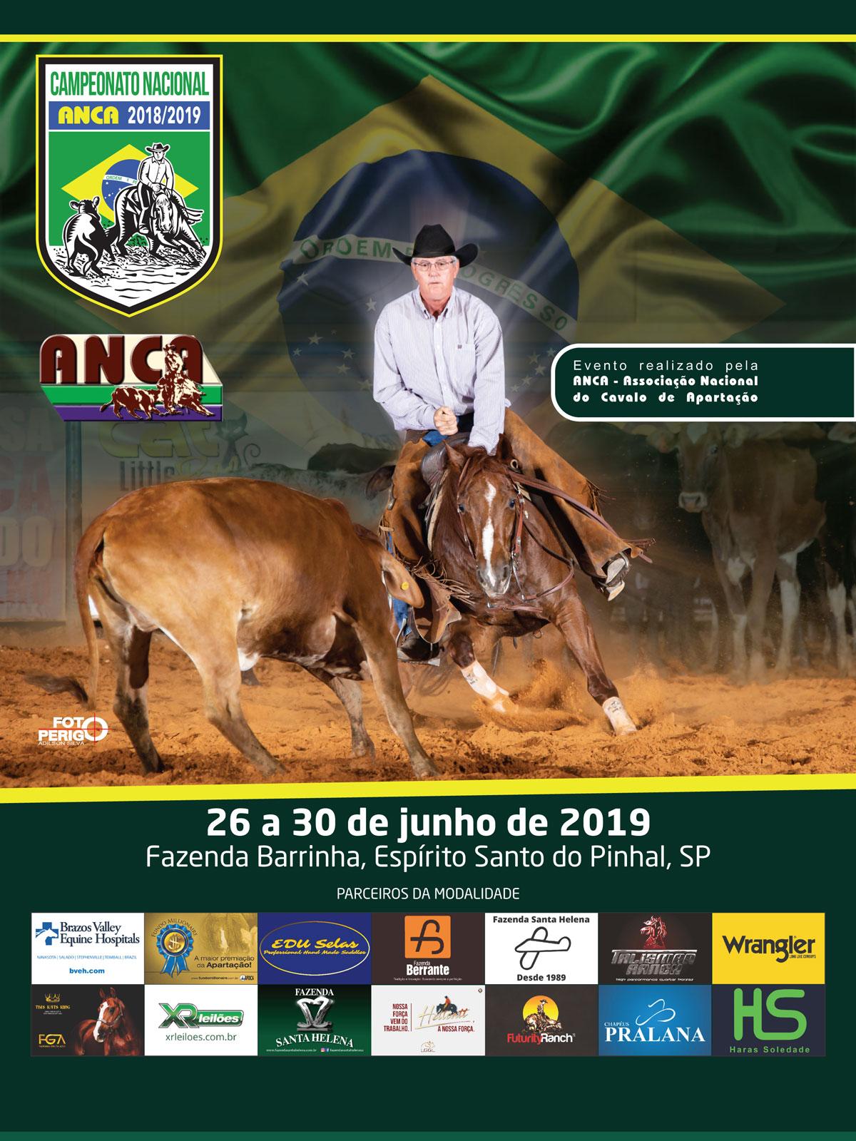 Campeonato Nacional ANCA 2018/2019