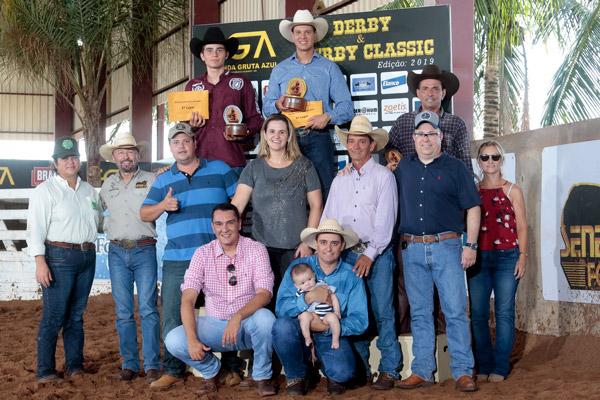 Campeões Derby Gruta Azul 2019 - Amador
