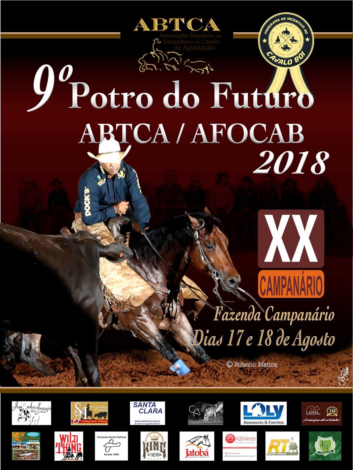 Potro do Futuro ABTCA AFOCAB 2018
