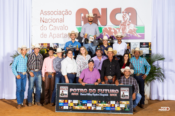 Campeões Potro do Futuro ANCA BVEH 2019 Aberta Limitada