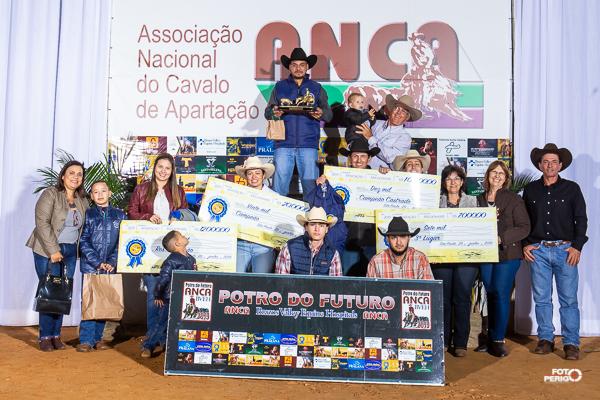 Potro do Futuro ANCA BVEH 2019 - Campeões Aberta Fundo Millionaire