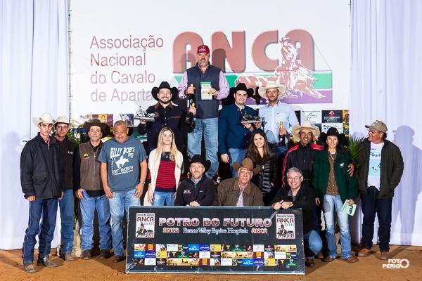Campeões Potro do Futuro ANCA BVEH 2019 Amador