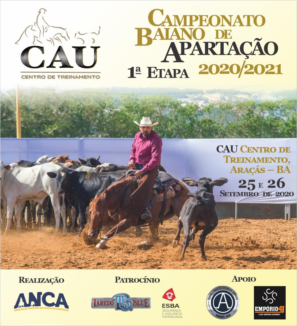 Campeonato Baiano 2020/2021 - 1ª Etapa